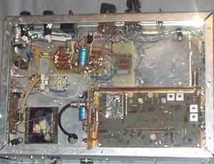 VHF/UHF/SHF beacons