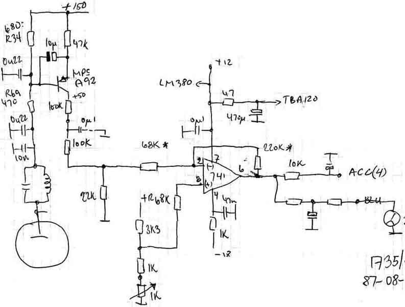 drake r 4c mods and problems rh noding com Drake R 4C Receiver Drake R 4C Manual